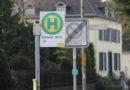Bushaltestellen mit Dachbegrünung