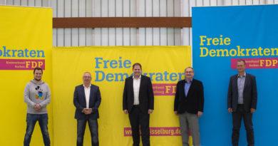 FDP-Fraktion startet in die neue Wahlperiode
